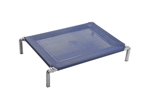 premium-heavy-duty-galvanised-flea-free-dog-bed-navy-australia